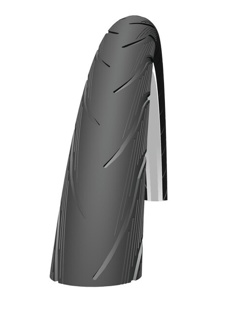 SCHWALBE Spicer - Pneu vélo - 26 x 1,50 pouces SBC fil métallique noir